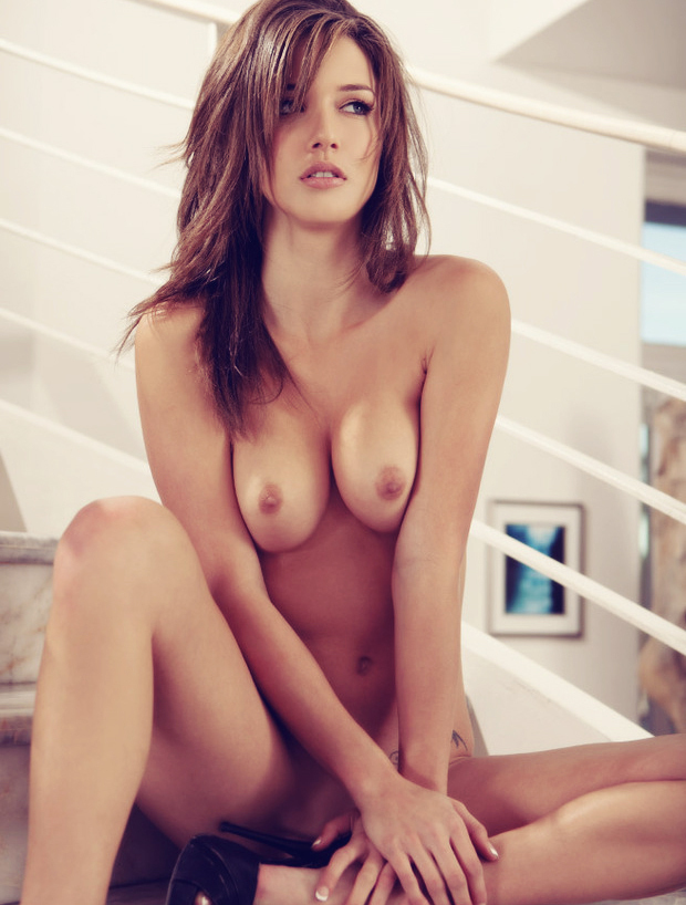 Simply Stunning; Babe Big Tits Brunette Teen