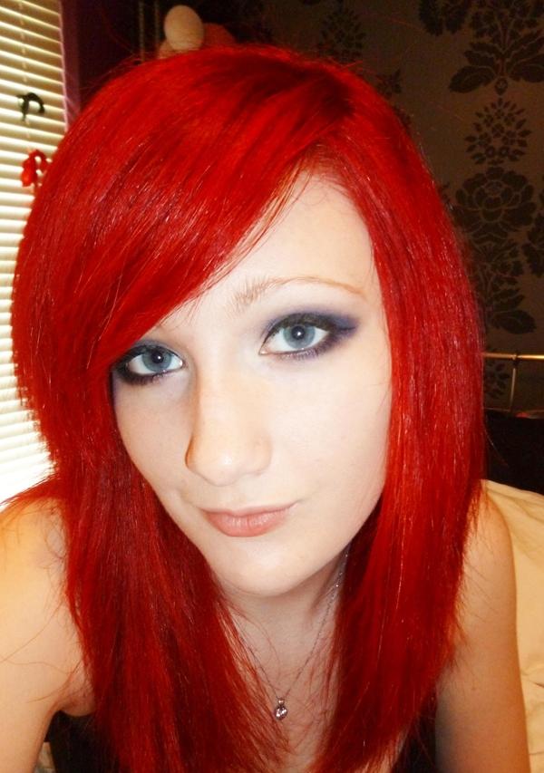 mjgf; Red Head