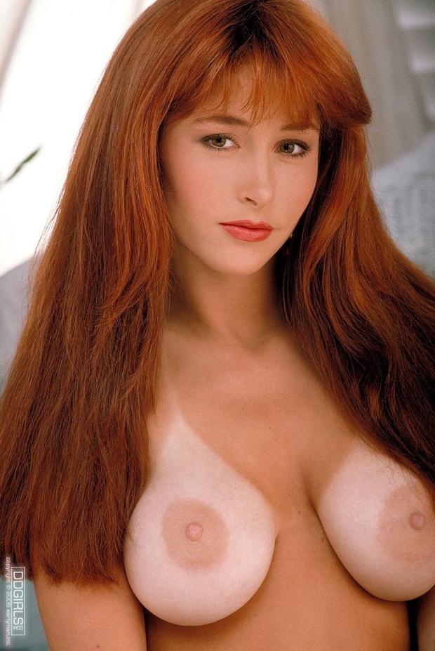 Hot Nude Redhead Big Tits