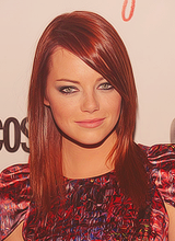 Emma Stone; Babe Celebrity Red Head