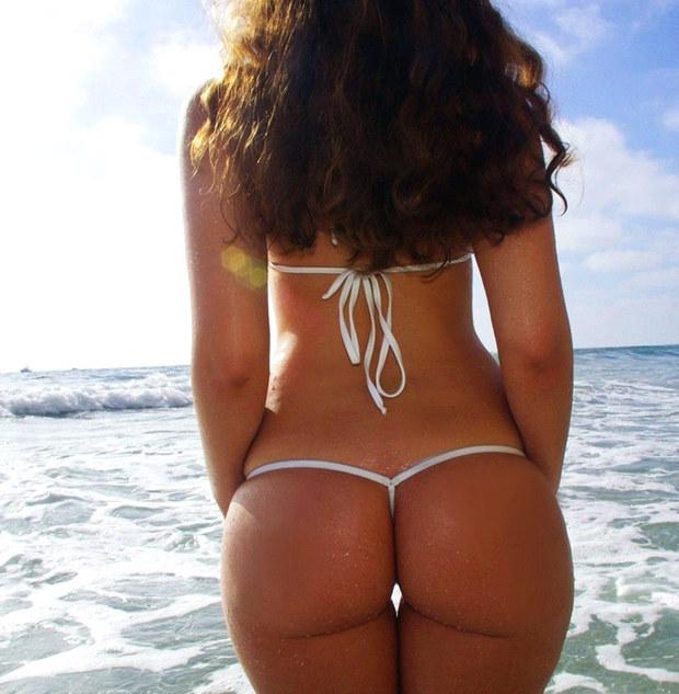 nude girl arsch