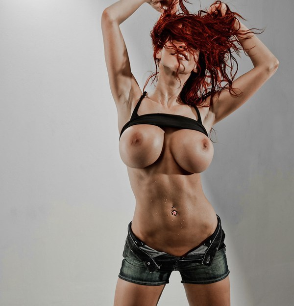 ...; Athletic Babe Big Tits Hot