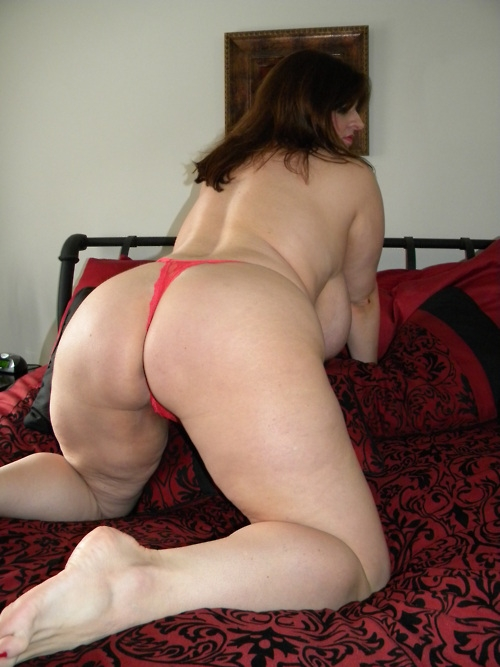 Cougars with big ass