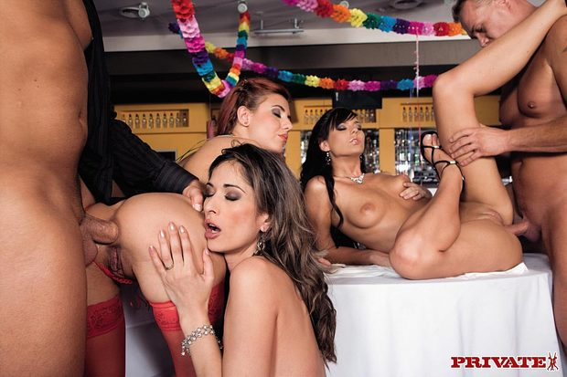 Приват фото вечеринки