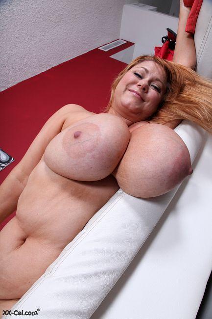 Big tits rammed