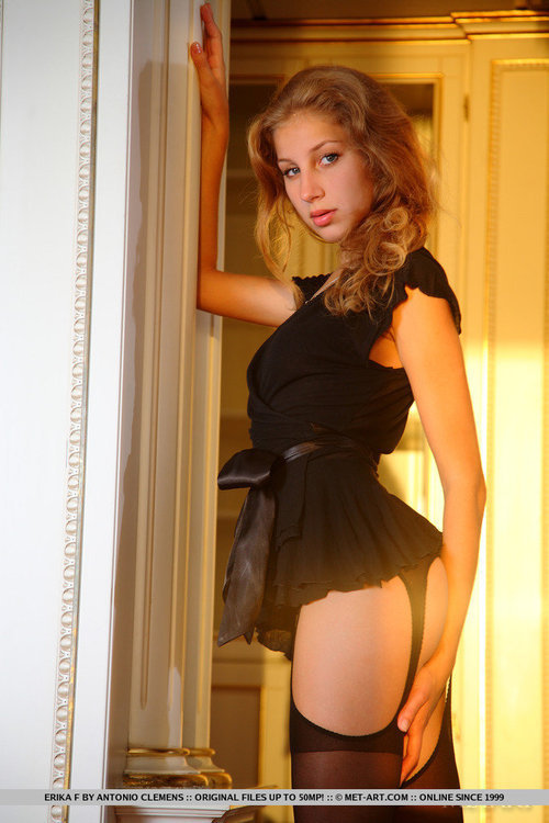 ...; Babe Erotic European Hot Lingerie Non Nude Softcore Stockings