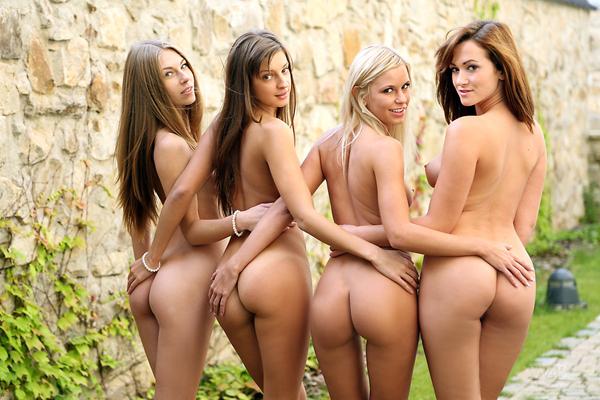 фото девушек голых россии
