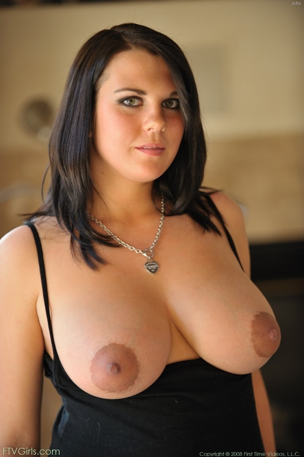 ...; Big Tits Brunette Hot