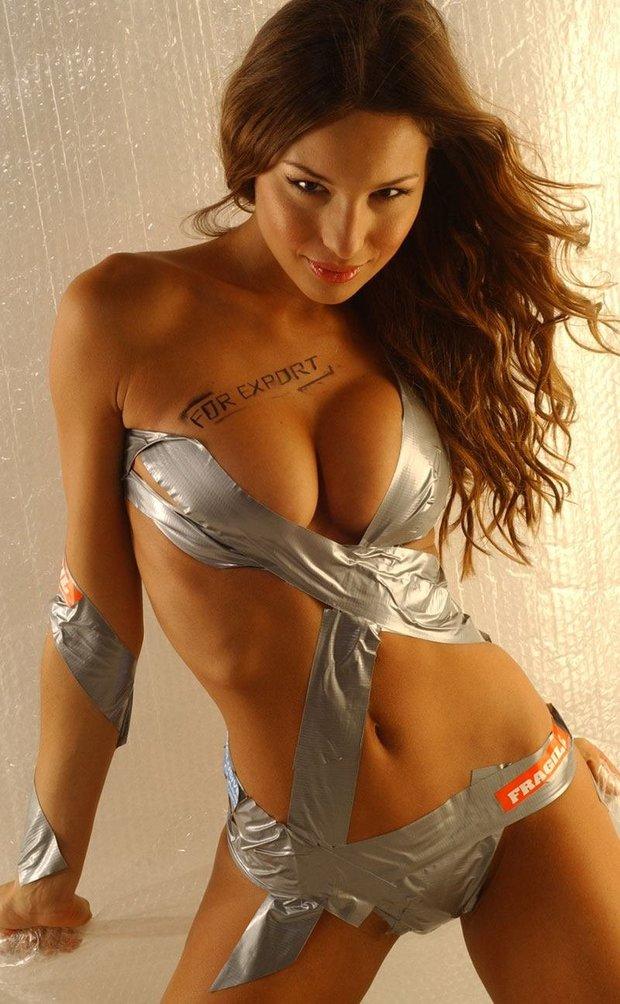 ...; Big Tits Brunette Hot Latina Non Nude
