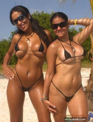 ...; Bikini Hot Latina