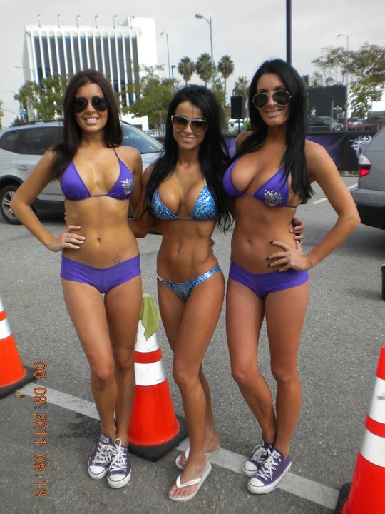 ...; Brunette Fitness Hot Non Nude Threesome
