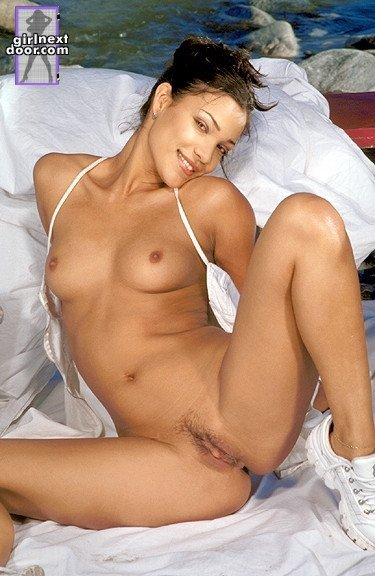 Naked young celebrity